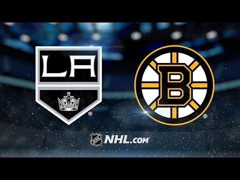 Toffoli nets two as Kings top Bruins in OT, 2-1