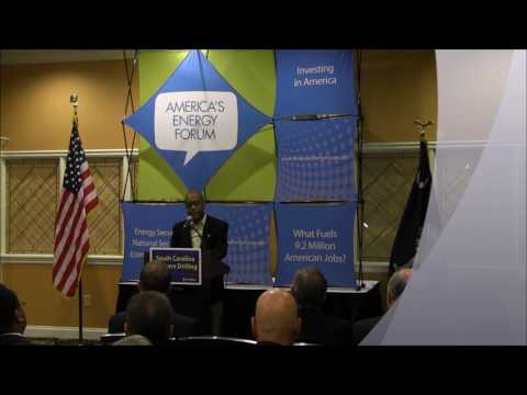South Carolina Energy Forum Offshore Drilling Press Conference