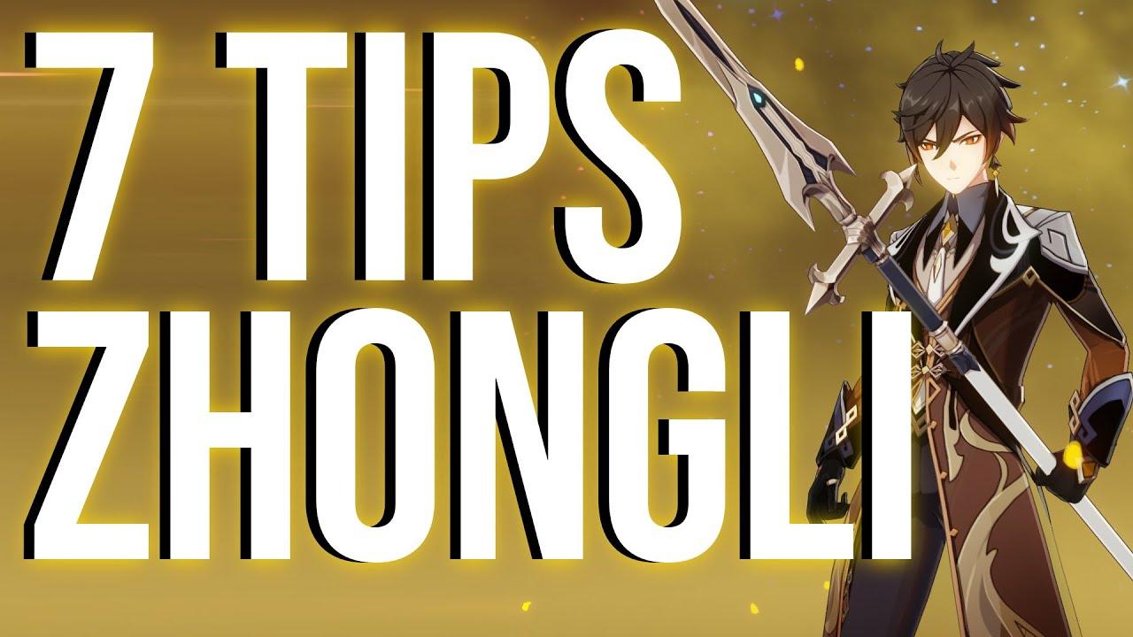 Download 7 Tips For Zhongli: Genshin Impact Guide