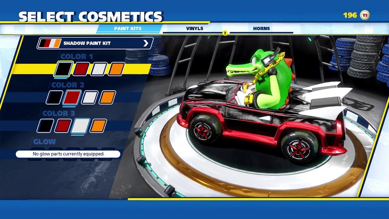 Výsledek obrázku pro Team Sonic Racing