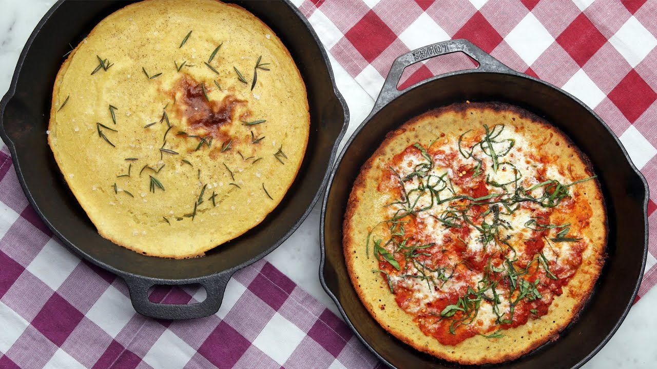 maxresdefault - Savory Gluten-Free Chickpea Pancake