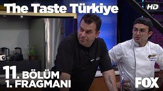 The Taste Türkiye 11. Bölüm 1. Fragmanı
