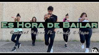Es Hora de Bailar - Gabriel Pagan Ft. Sandy & Papo by Lessier Herrera LH