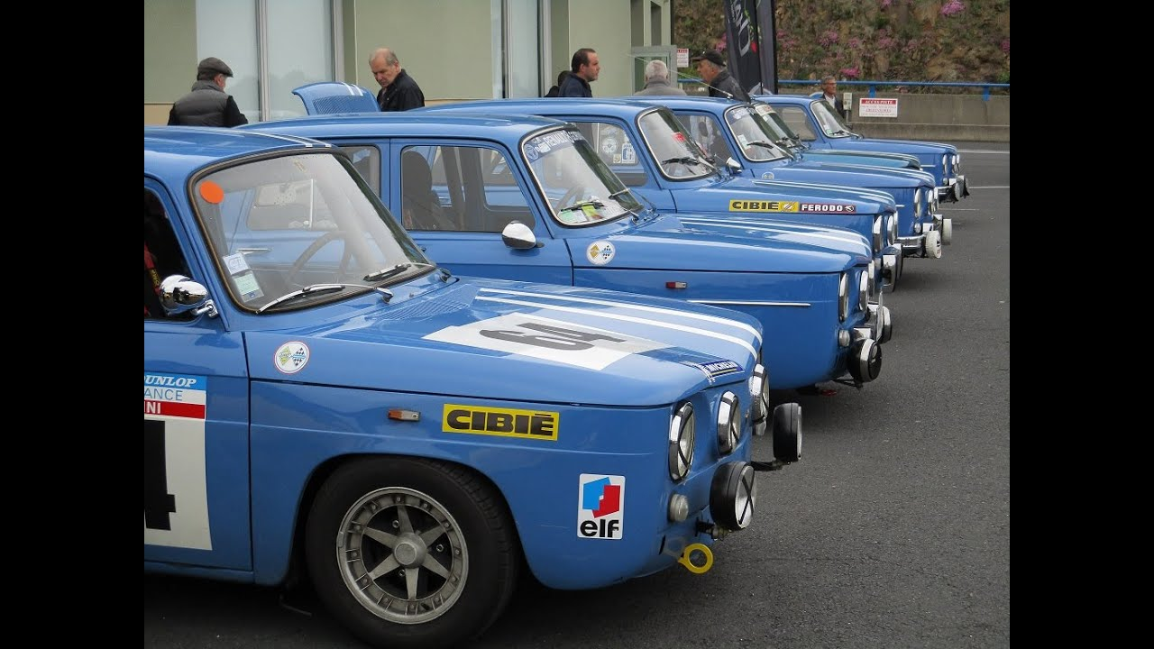 CHARADE classic, 50 ANS COUPE R8 GORDINI - YouTube