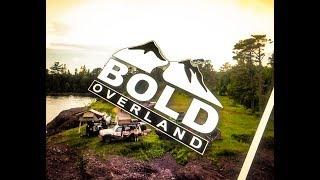 Bold Overland S2 E2 Upper Peninsula of Michigan: Waterfalls and Wheeling