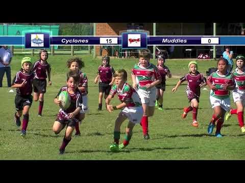 19-05-2018 Redlands Rugby Union Club U9 Green vs. Southern Bay Cyclones