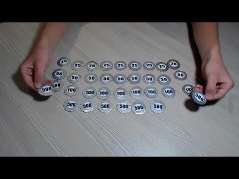 Фишки для Покера своими  руками-Poker Chips DIY
