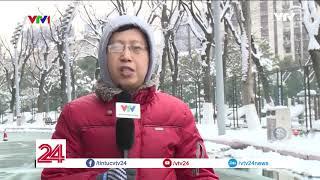 Thời tiết tại Thường Châu  trước ngày diễn ra trận chung kết U23 châu Á 2018 | VTV24