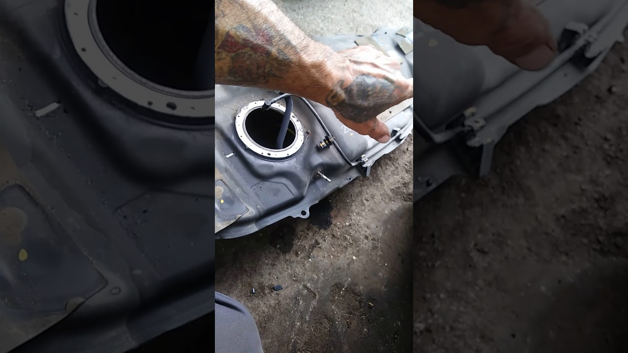 07 Toyota Rav4 Fuel Pump Replacement Procedure2 Youtube Filter Location On 2006 Camry