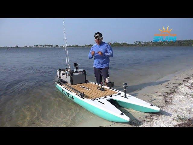 Episode 6 - Kayak or Paddleboard Fishing? (2)