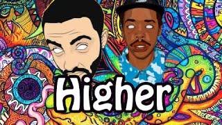 """Mac Miller ft. Earl Sweatshirt Type Beat - """"Higher"""" (free download)"""