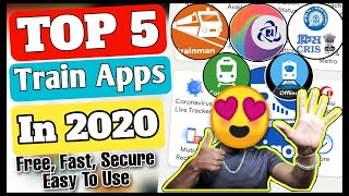 Those Are Top 5 Train Enquiry PNR Status & Seat Booking Apps In 2020💥Free Fast And Easy To Use🤗 screenshot 5