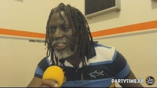 Tiken Jah Fakoly at Party Time Radio Show - 30 MARS 2014