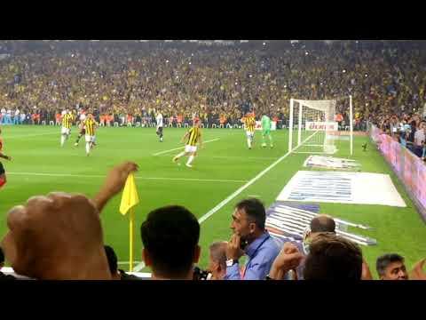 Fenerbahçe-Beşiktaş 2.GOL VİNCENT JANSSEN (Tribün Çekim)