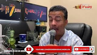 EN VIVO Altar de Oracion Mundial #118 (Llegaras al Otro lado) Eddie Rivera Candelita