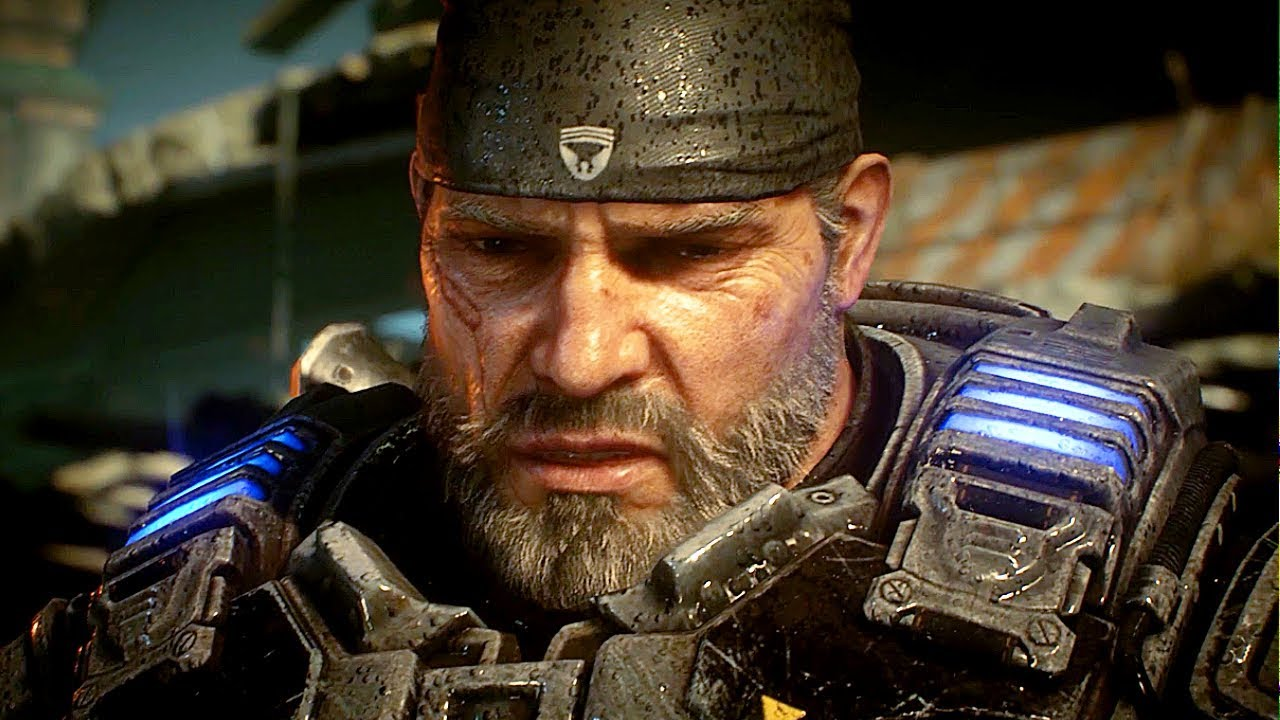 GEARS 5 All Cutscenes Movie Full Game - GEARS OF WAR 5 thumbnail