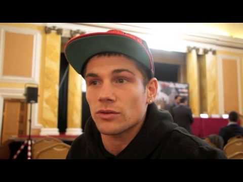 FORMER PRIZEFIGHTER CHAMPION CHRIS JENKINS TALKS ABOUT FIGHTING ON 'RELOADED' SHOW ON FEB 1ST (2014)