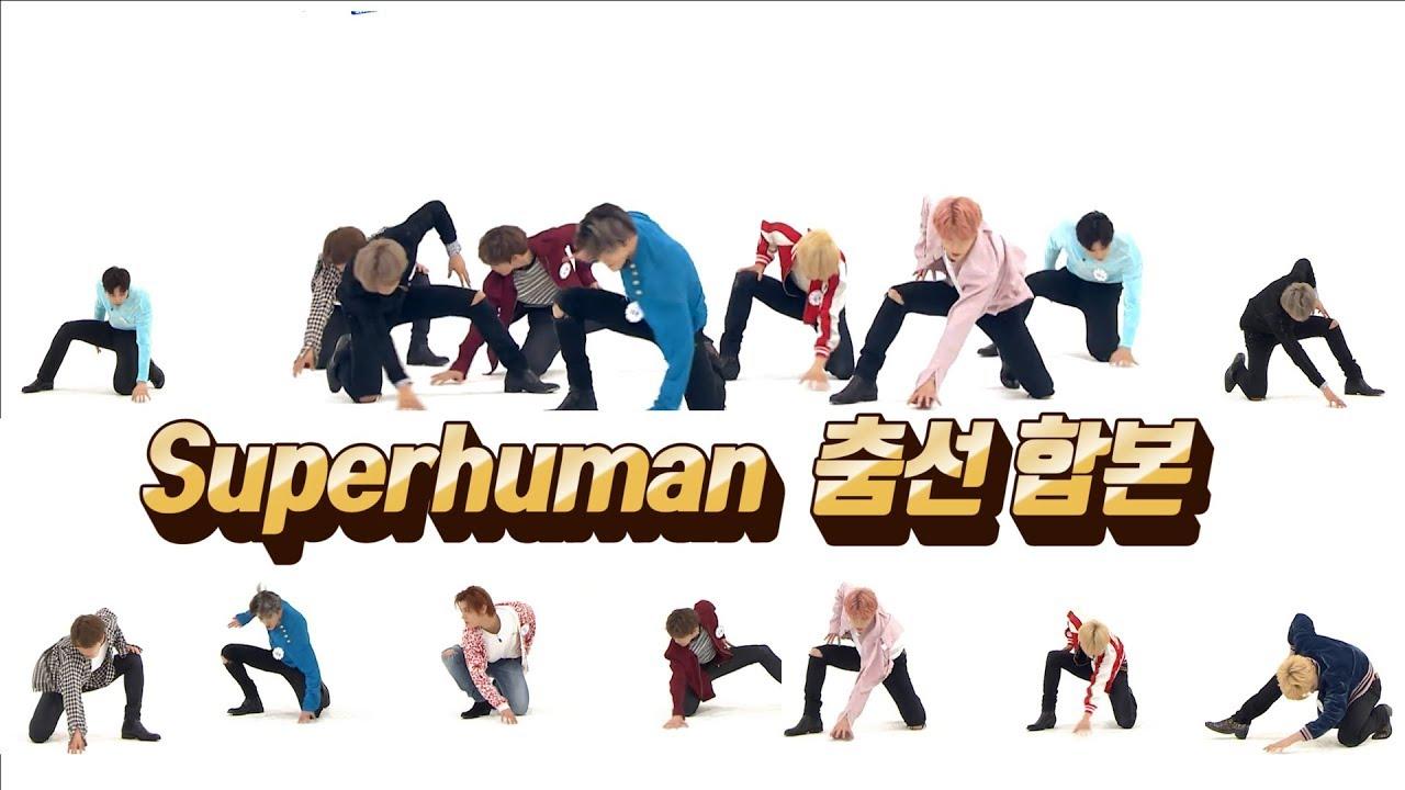 [NCT 127] Superhuman 멤버별 합본 (TAEIL JOHNNY TAEYONG YUTA DOYOUNG JAEHYUN JUNGWOO MARK HAECHAN)