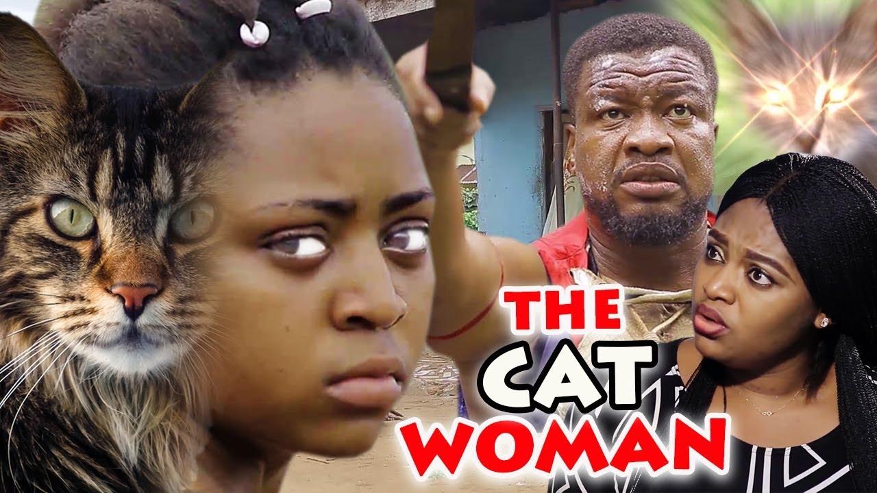 Download THE CAT WOMAN Season 1 & 2 (Regina Daniel New Movie Alert) - 2019 Latest Nigerian Nollywood Movie HD