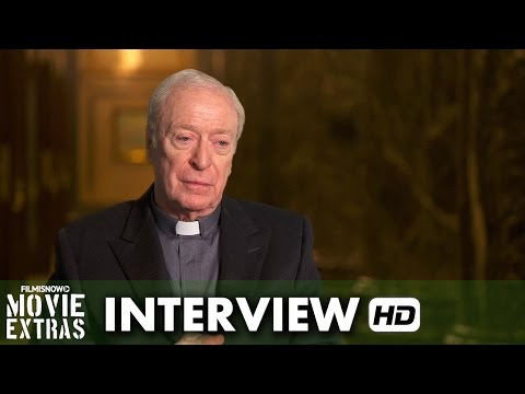 The Last Witch Hunter 2015 Behind the Scenes Movie Interview   Michael Caine is 'Dolan the 36th'