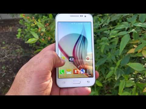 Samsung galaxy core prime camera review
