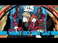 LuvDat WHAT DO YOU SAY MV mp3