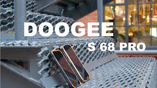 Уже два месяца использую Doogee S68 Pro.
