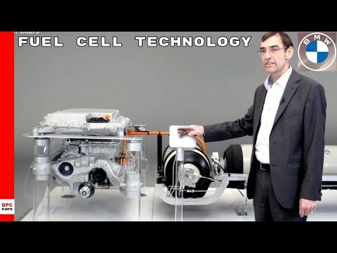 BMW I Hydrogen NEXT Fuel Cell Technology Powertrain Explained