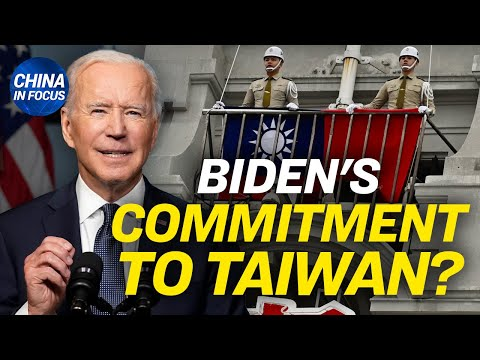Biden sends ex-officials to visit Taiwan; State department condemns attack on Epoch Times