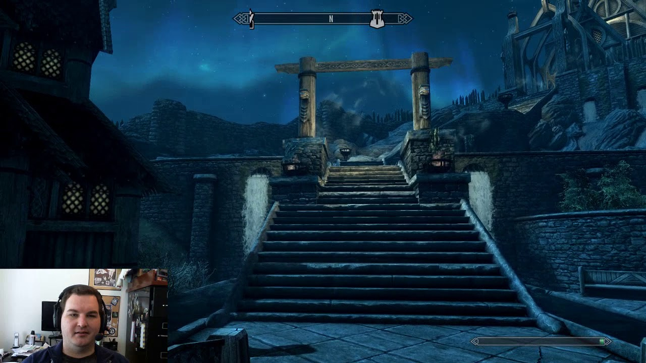 Liberation Of Skyrim Report To Ulfric Stormcloak Fix Youtube