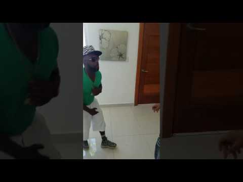 Raw Rap freestyle in the Dominican Republic