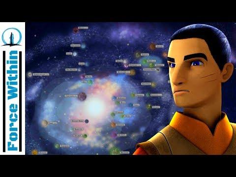 Why Didn't Ezra Return to Lothal? After Star Wars Rebels Season 4 Theory
