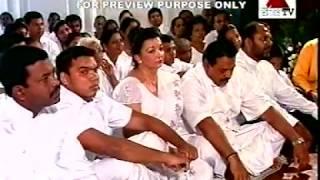 Ven. Dodampahala Rahula Thero - { Temple Trees in Colombo }