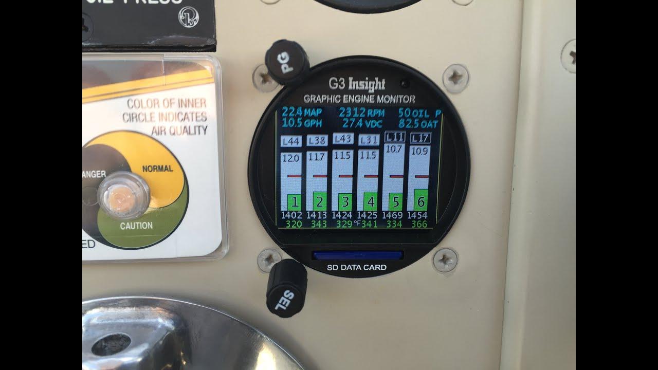 Insight G3 In An A36 Bonanza Review