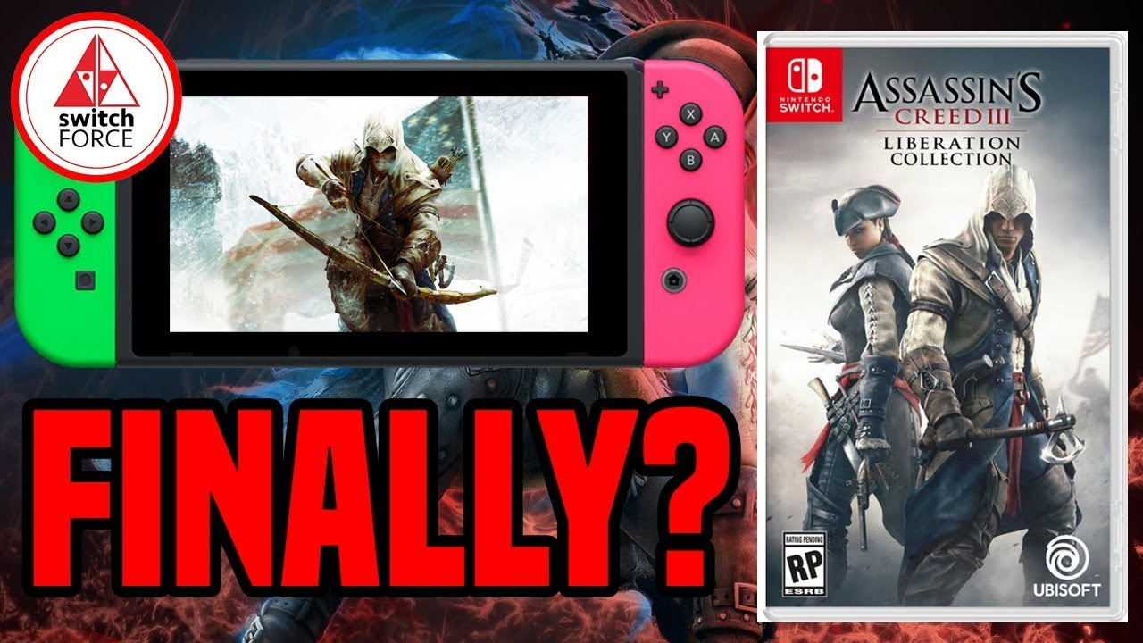 Big Leak Assassin S Creed Finally Coming To Nintendo Switch