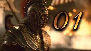 "Ryse Son of Rome #01 ""WE GO TO WAR!"""