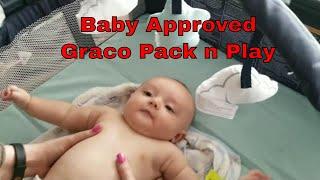 Graco Pack n Play On The Go Playard!