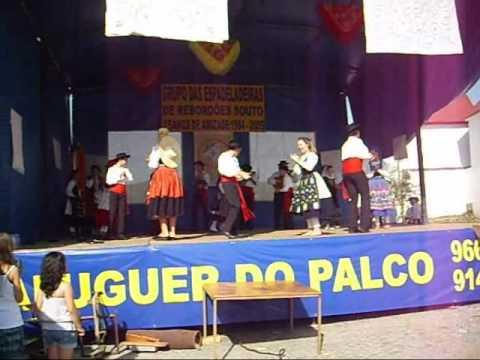 Escola de Folclore de Sta Marta - Rebordões do Souto - Rusga