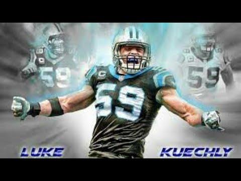 Luke Kuechly highlights || Like Me ||