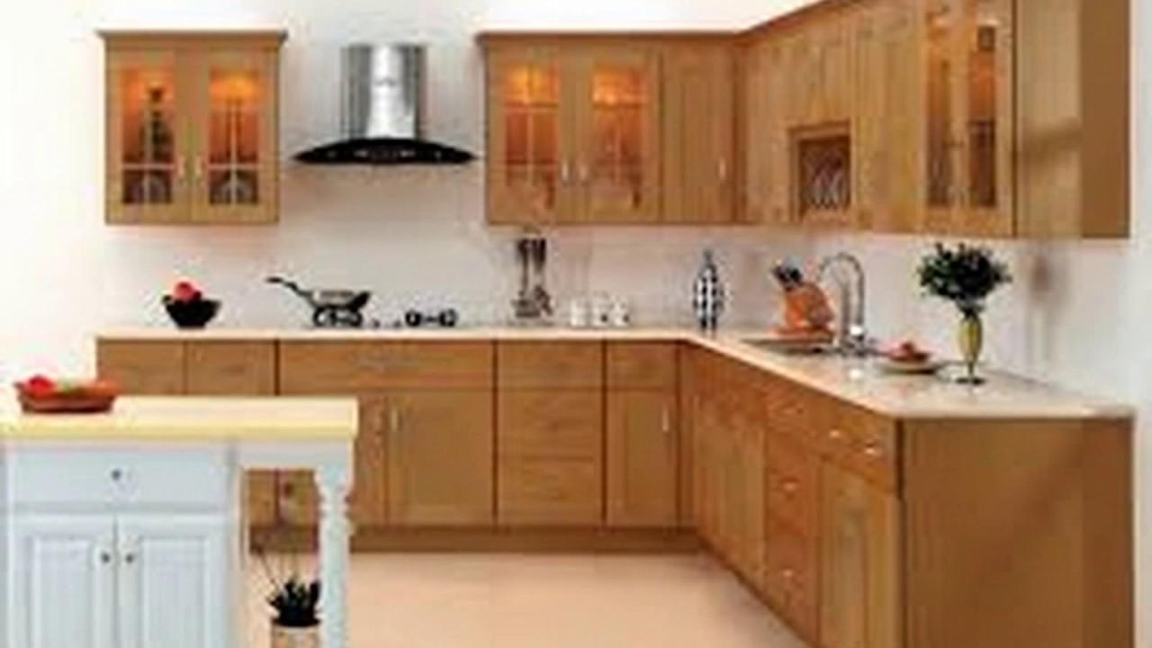 Desain Lemari Gantung Dapur Dari Kayu