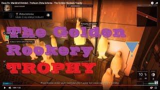 Deus Ex: Mankind Divided - Trofeum Złota kolonia - The Golden Rookery Trophy