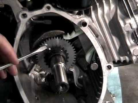 Timing & Chain Installation on a Subaru EX Series Engine