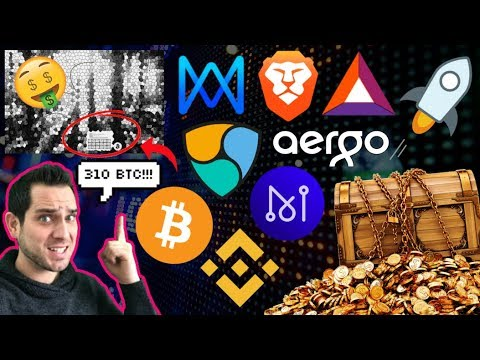 $2 Million BTC Puzzle 🤑 Stablecoin OVERLOAD! Virtual Satoshi Monument | Binance Delistings | AERGO 🚀