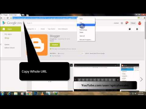 Direct Download Google Play Store APK Apps On PC