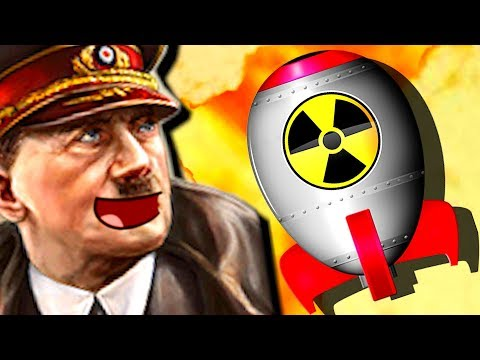 What if Germany got WMD? [HOI4 Waking the Tiger] | Hearts of Iron 4