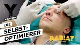 Selbstoptimierung: Mit Botox, Micro-Dosing und Sport zum perfekten Ich? - RABIAT!