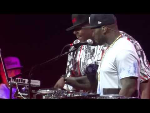 50 Cent & G-Unit I Smell Pussy Live o2 Arena London 2015
