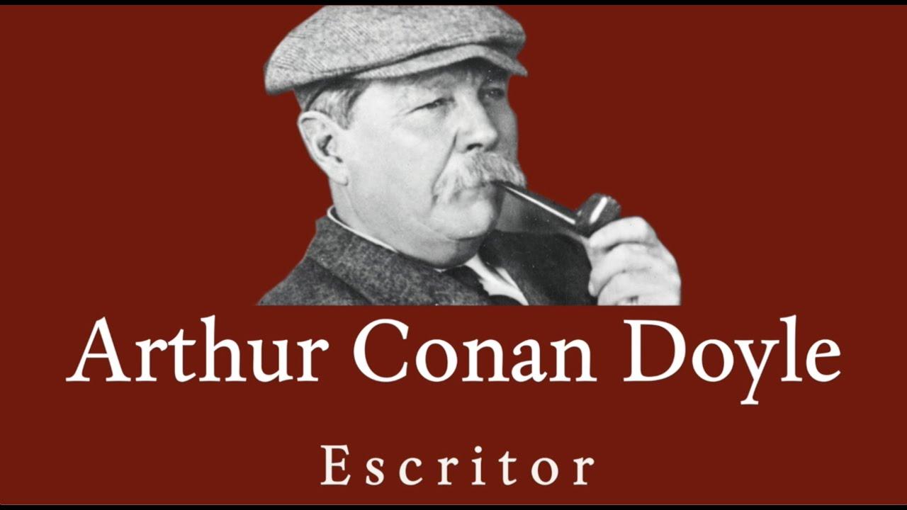 """Recordamos a Arthur Conan Doyle """"Sherlock Holmes"""" #RepúblicaDeLectores"""