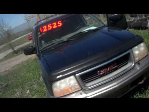 1999 Gmc jimmy 4×4 auto for sale 180k missoula mt $2525