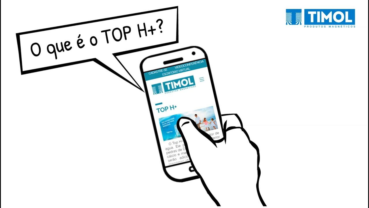 O que é o TOP H+?